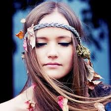 hippy girl 1