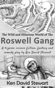 Purchased Copy of Roswell Play Cover
